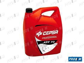 Cepsa 5L ATF 70 - Valvulina de caja de cambios EP90 EP 5 LITROS