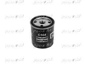 Champion C104 - Filtro aceite Austin/Chrysler/Ford/Ginetta/Jeep/Mazda/...