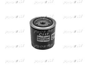 Champion C117 - Filtro aceite Renault