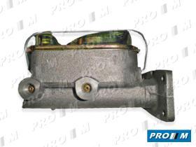 Dodge CBM7024 - Bomba de freno Dodge Dart doble circuito