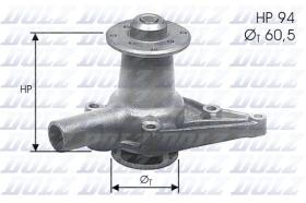 Dolz A112 - Bomba de agua Sava