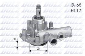 Dolz A136 - Bomba de agua Alfa Romeo Alfetta 2.0