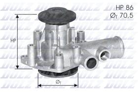 Dolz A144 - Bomba de agua Alfa Romeo