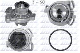 Dolz A154 - Bomba de agua Audi