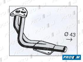 Fonos 1047 - Salida colectores Seat 132 con Motor Perkins