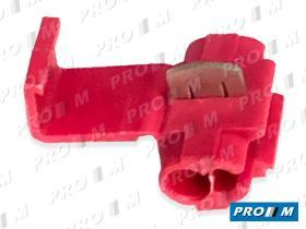 Componentes eléctricos RO100 - TERMINAL PRE-ASILADO PVC