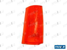 Prom Iluminación 029257 - Tulipa delantera derecho ámbar Seat Panda -12/85