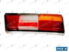 Prom Iluminación 1434 - Tulipa trasera derecha Simca 1000 Rally