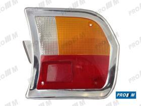 Prom Iluminación 1518 - Tulipa trasera derecha Peugeot 504