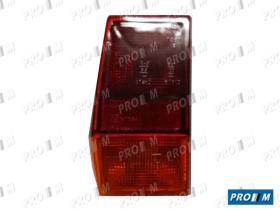 Prom Iluminación 1651 - Piloto trasero derecho Ford Fiesta 76-83