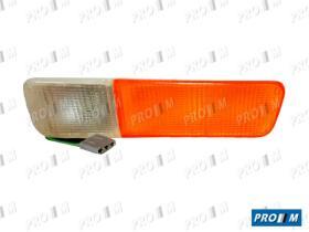 Prom Iluminación D36I - Piloto delantero derecho bicolor Peugeot 505 1ª Serie