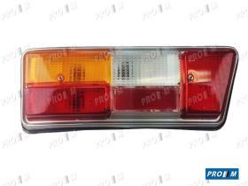 Prom Iluminación P14I - Piloto trasero izquierdo Simca-Talbot 1200 con marcha atrás