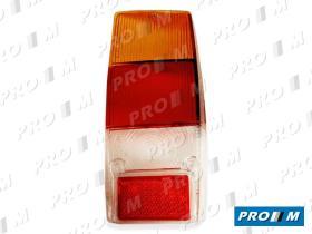 Prom Iluminación P9240D - Tulipa trasera derecha con marcha atrás Mini