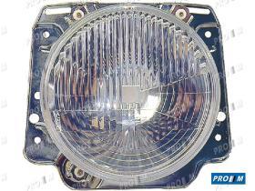 Hella 1A8004190101 - Óptica H4 completa Vw Golf I-varios modelos Vw