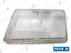 Hella 9ES960951001 - Cristal defaro izquierdo Seat Ibiza I 84-91