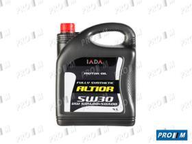 Iada 30501 - Altior 5W30 Fully Synthetic 5 Litros