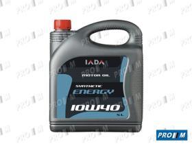 Iada 30504 - Energy 10W40 Synthetic 5 Litros