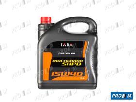 Iada 30505 - Multigrado 15W40 SHPD 5 Litros