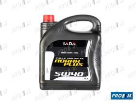 Iada 30509 - Adrax Plus Sae 5W40 Fully Synthetic