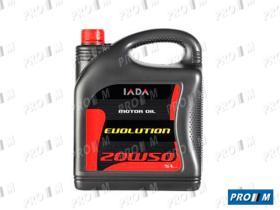 Iada 30512 - Evolution SAE 20W50 5 Litros