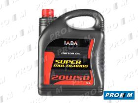 Iada 30706 - Super multigrado 20W50 1 Litro