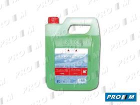Iada 50525 - Anticongelante c.c.10% 5 L.(verde)