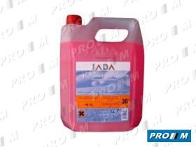 Iada 50528 - Anticongelante c.c.30% 5 Litros (rosa)