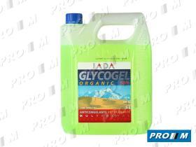 Iada 50530 - Glycogel orgánic 50% 5 Litros (amarillo)