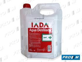 Iada 70531 - Agua destilada 5 Litros