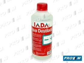Iada 70731 - Agua destilada 1 Litro