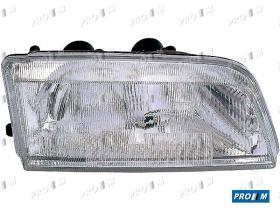 Pro//M Iluminación 11221524 - Faro izquierdo H4 Citroen Ax