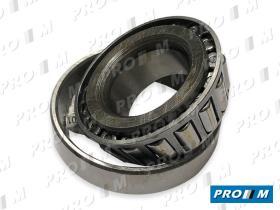 Pro//M Rodamientos 2035 - Rodamiento rueda Renault  22x47x20.7mm