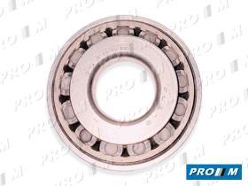 Pro//M Rodamientos 2519 - Rodamiento rodillo cónico 25x62x17mm