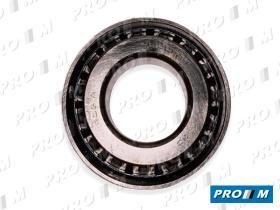 Pro//M Rodamientos 2529 - Rodamiento rodillo cónico 25x62x17mm