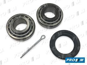 Pro//M Rodamientos K0302 - Kit de rueda trasera Mini