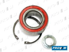 Pro//M Rodamientos K0518 - Kit rodamientos traseros BMW