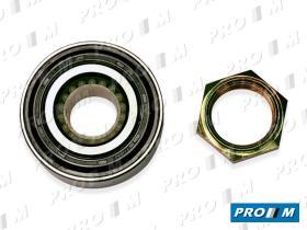 Pro//M Rodamientos K0706 - Kit de rueda trasera Citroen GS-GSA