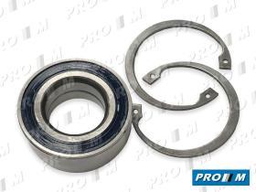 Pro//M Rodamientos K2516 - Kit rodamiento delantero Opel