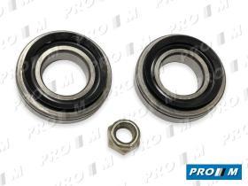 Pro//M Rodamientos K2908 - Kit rodamientos rueda trasera