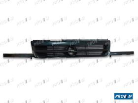 Pro//M Carrocería 21003038 - Rejilla con deflector verde Opel Astra -95