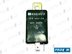 Nagares MFL33 - INTER.12 V.S/DETECCION LAMP.FUNDIDA
