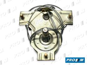 Seat Clásico 124104952 - Talonera exterior derecha Seat 1430 124 agujeros moldura