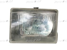 Valeo 029235 - Optica de faro derecho con soporte foco europeo Seat  Fura