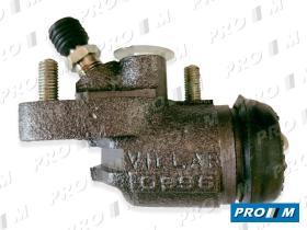 Villar 5562DI - Cilindro de freno delantero derecho Ebro F108-F110