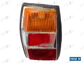 Iluminación (hasta '90) 0084500065 - Piloto trasero derecho Renault 10