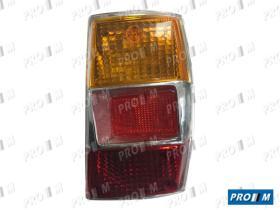 Iluminación (hasta '90) 0084510064 - Piloto trasero izquierdo Renault 6 antiguo