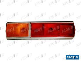 Iluminación (hasta '90) 0085100063 - Piloto trasero redondo completo Simca 900 Barreiros