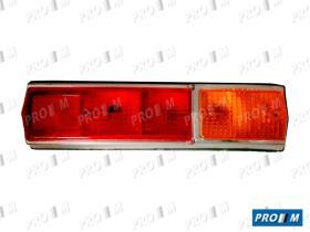 Iluminación (hasta '90) 0085110062 - Piloto trasero izquierdo Simca 1200 antiguo