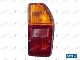 Iluminación (hasta '90) 0085610061 - Piloto trasero izquierdo Renault 12 Familiar