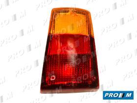 Iluminación (hasta '90) 0086910064 - Piloto trasero derecho Renault 12 Familiar